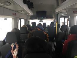 Mini van to both locations , Matthijs v - February 2017
