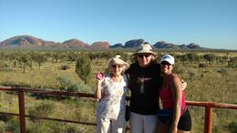 Kata Tjuta in the background , lauriegreen49 - May 2017