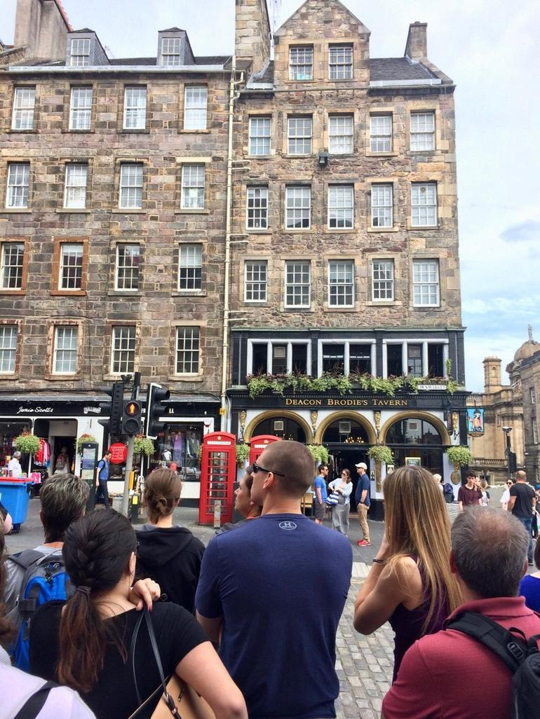 Historical Walking Tour with Optional Skip the Line Entry to Edinburgh Castle photo 24