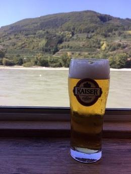 Prost! Having lunch on the Danube , Craig C - September 2017