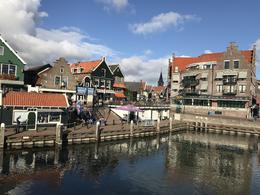 The lovely town of Volendam where we got to taste the cheese! , Carlos A - November 2017