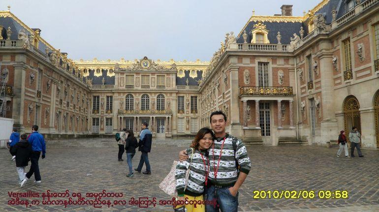 10th Anniversary day - Paris