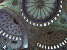 the Blue Mosque, Dario M - July 2014