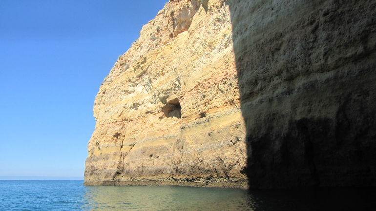 Albufeira coast - The Algarve