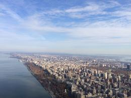 This is the type of views you can expect to see if you take the Big Apple Helicopter Tour with Viator , David P - November 2014