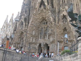 SAGRADA FAMILIA , Tony V - September 2012