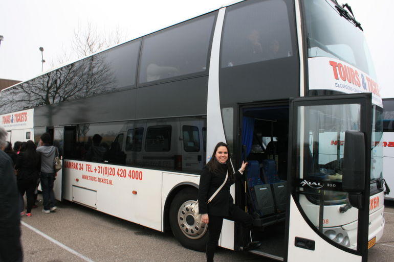 Bus - Amsterdam