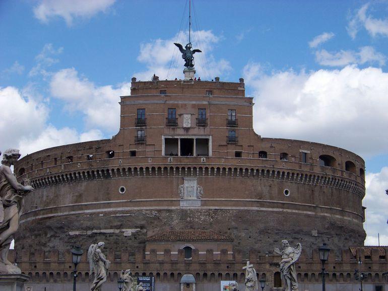 Castle Sant' Angelo - Rome