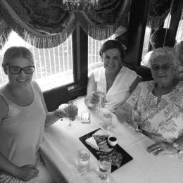 Myself, My Mum and My Daughter , Deborah L - April 2015