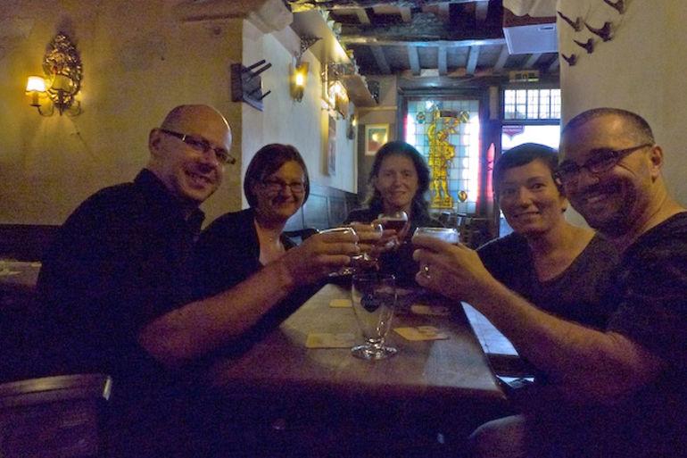 Cheers! - Brussels