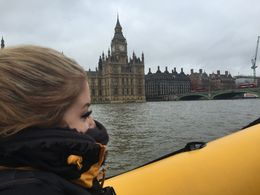 Allisyn enjoying the sights , Joanie R - January 2016