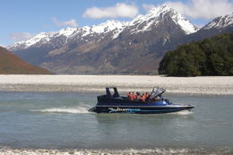 The jet boat arrives !, Tighthead Prop - March 2014
