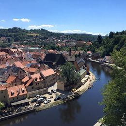 Cesky krumlov...a must visit place in the wishing list , mai.shihah - September 2015