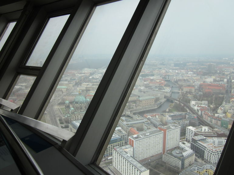 FromTopOf TV_tower - Berlin