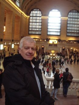 Grand Central Station - November 2011