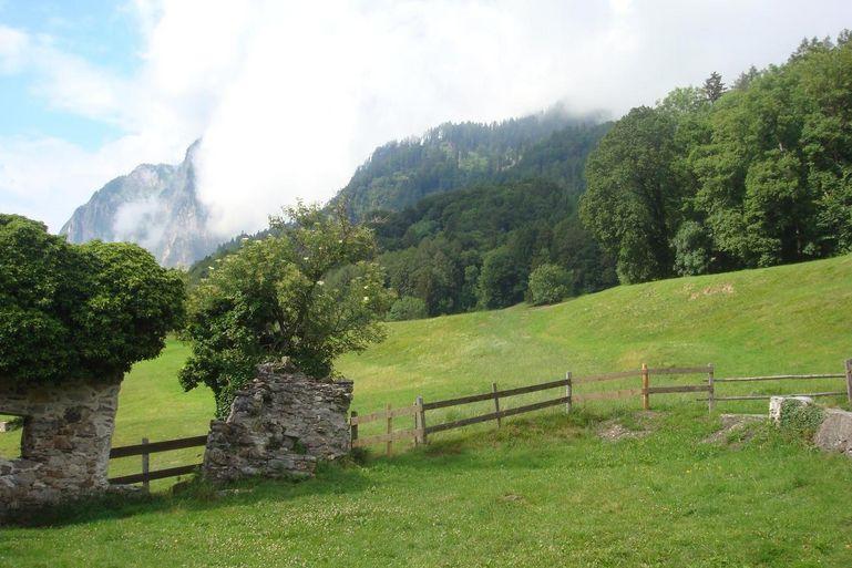 Heidiland - Zurich