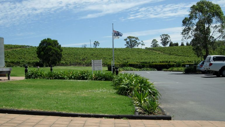 Lindeman's Vineyards in Hunter Valley 1 - Sydney
