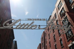 Welcome to Little Italy , Eddy M - April 2014