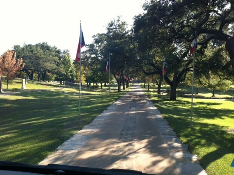 National Cemetery - Austin