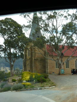 Oldest Catholic Church in Australia , Susan C - February 2011