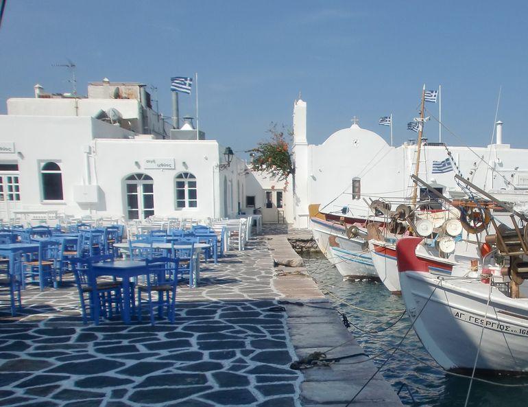 Paros - Santorini