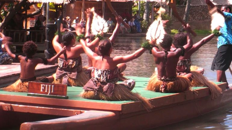Polynesian Cultural Center - Oahu