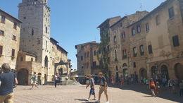 San Gimignano , CHERI S - September 2015