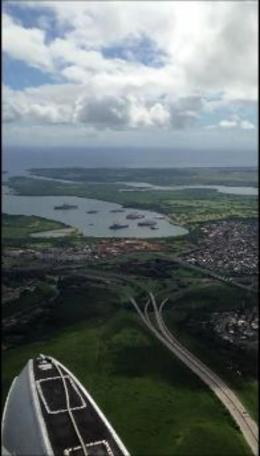 Image from video taken during seaplane tour of the island. , djrussell53 - October 2014
