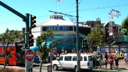 Pier 39, RobC - August 2011