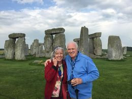Anna and John from Phoenix, AZ @ the Stonehenge!! , Anna K - June 2016