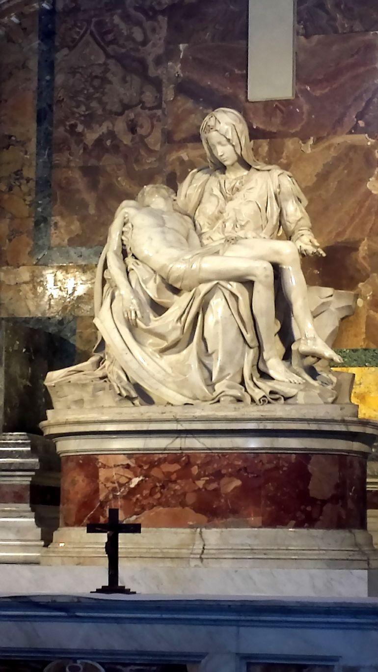 The Pieta - Rome