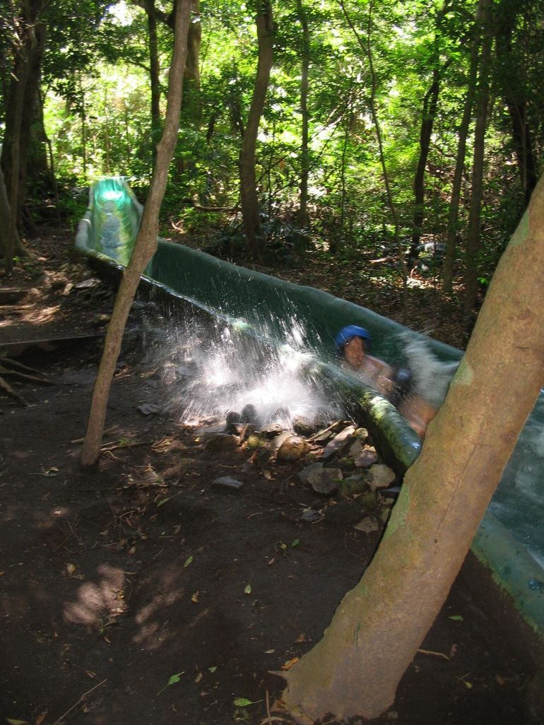The waterslide - Guanacaste and Northwest