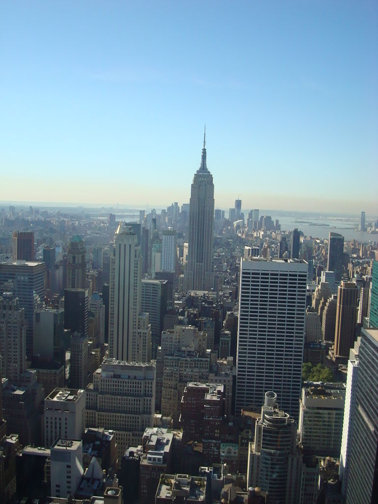 Top of the World! - New York City