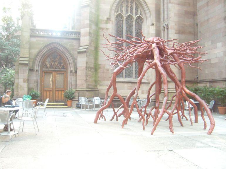 trinity church - New York City
