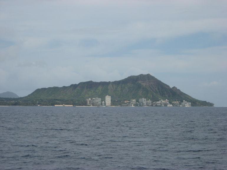 Views of Diamond Head - Oahu