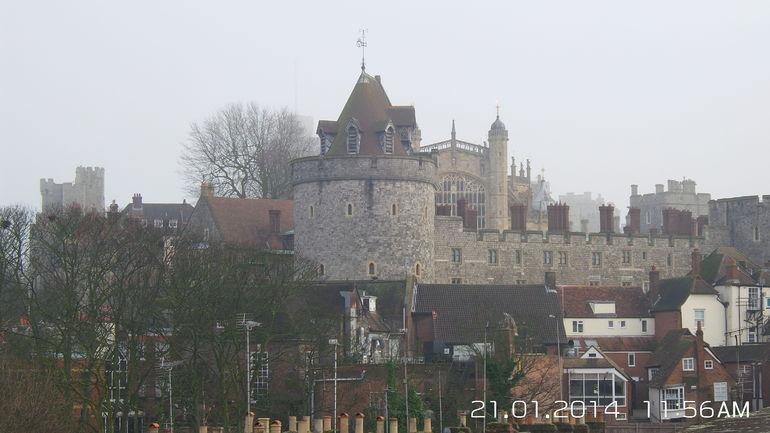 Winsor Castle - London