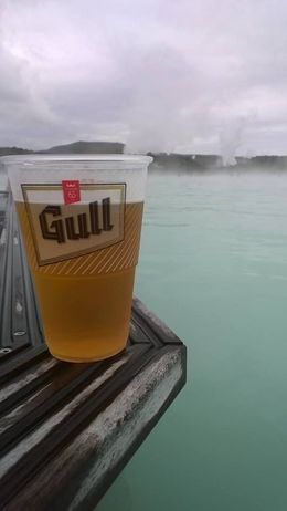 Relaxing with a cold beer... , shuffy2 - June 2016