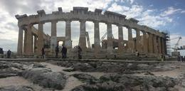 The Parthenon , Natalie M - April 2017