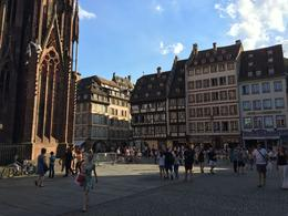 Strasbourg, France , dmccullo - July 2017
