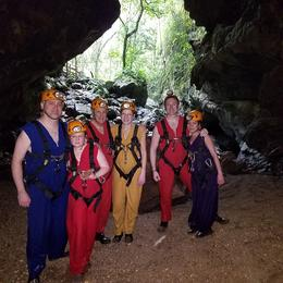The family is getting to leave the cave , acepilot59 - February 2018