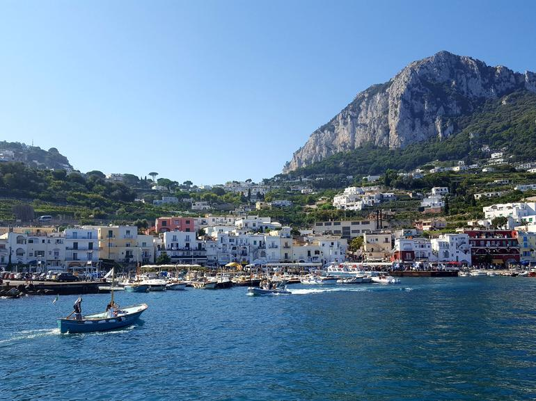 3-Day South Italy Tour from Rome: Fall in Love with Pompeii, Sorrento and Capri photo 27