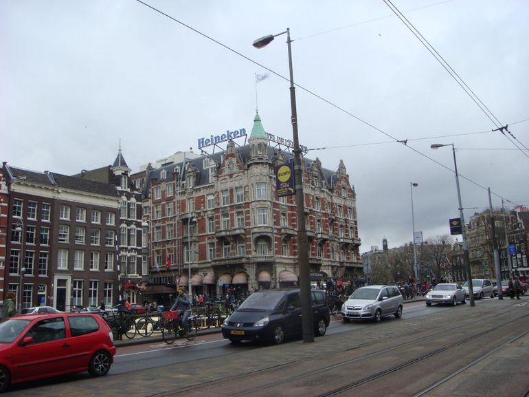 Amsterdam - Brussels