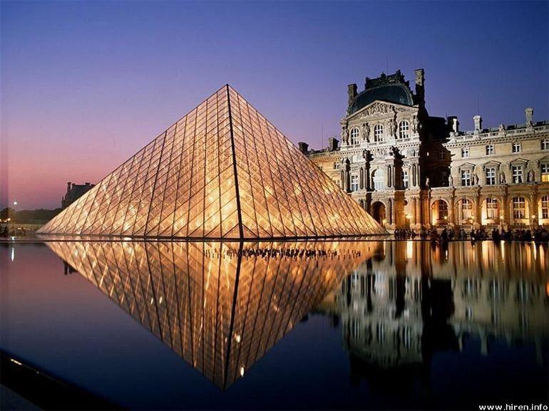 Another Pyramid? - Paris