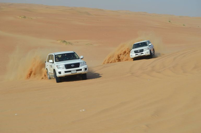 Dubai Combo:City Sightseeing Tour and Premium Desert Safari with all Activities photo 32