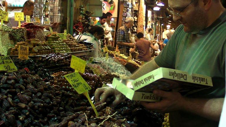 Egyptian Bazaar - Istanbul