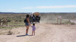 Wagon rides at the Canyon were really fun!, Cutie Repolinos - October 2014