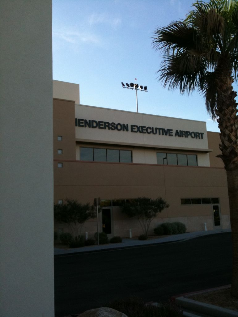 Henderson Executive Airport - Las Vegas