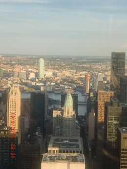 Top of the Rock. Great veiws. I thought this was a better tour than the Empire State building. , patricia k - October 2012
