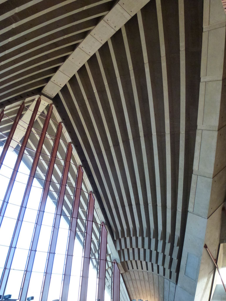 Inside view - Sydney