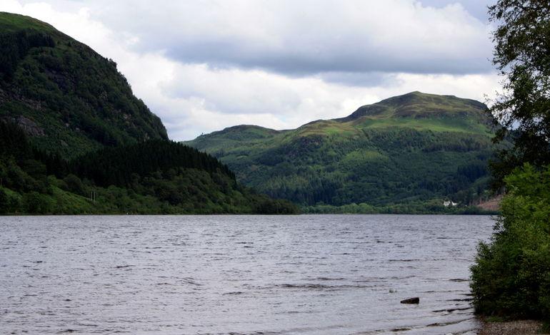 Loch Lubnaig - Edinburgh